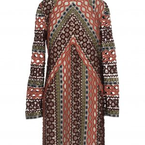 Vestido Beauvoir Tory Burch back