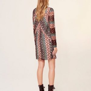 Vestido Beauvoir Tory Burch model