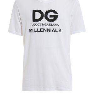 camiseta-d&g-millennials balnca