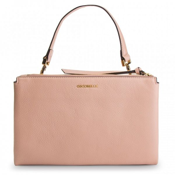 Bolso-coccinelle-rosa back