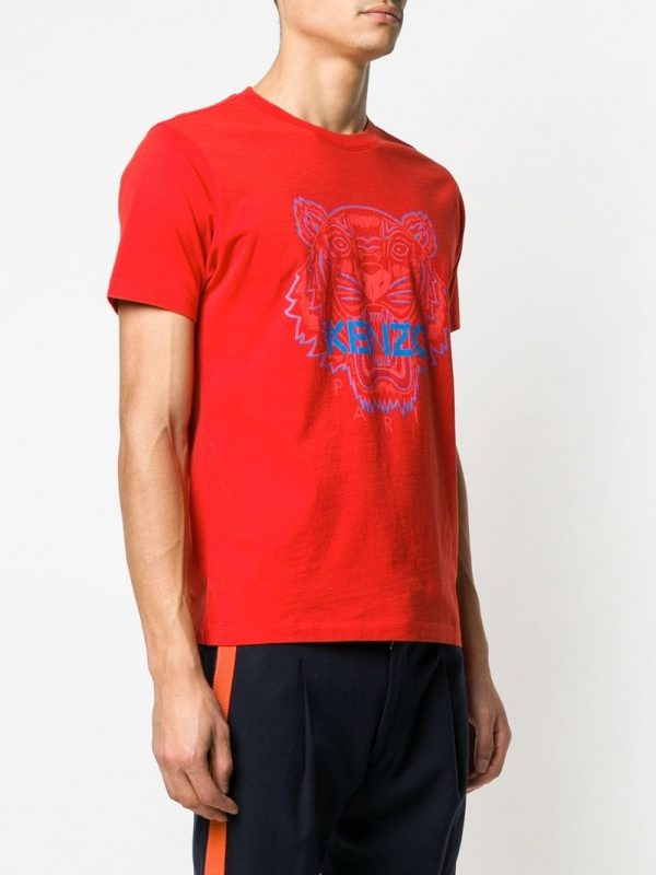 camiseta.hombre.kenzo .red ....F955TS0354YE dolcevitaboutique.es