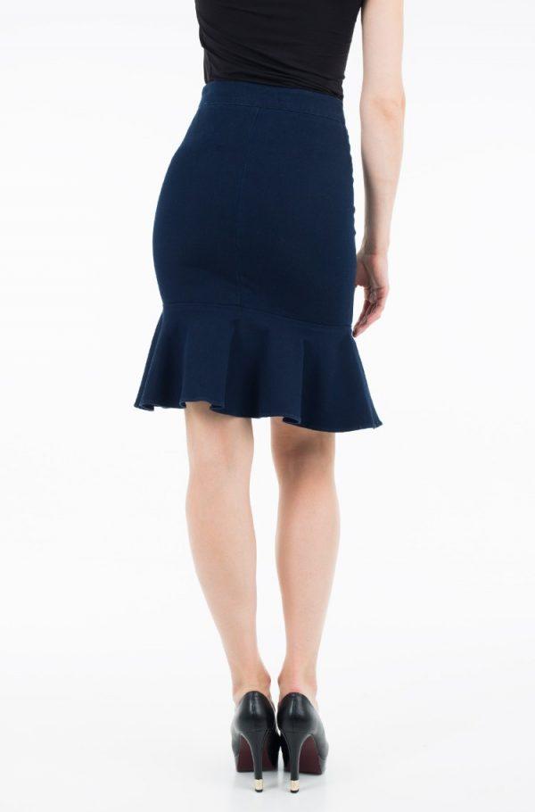 falda.azul .guess ...W72D49D2G30 dolcevitaboutique.es