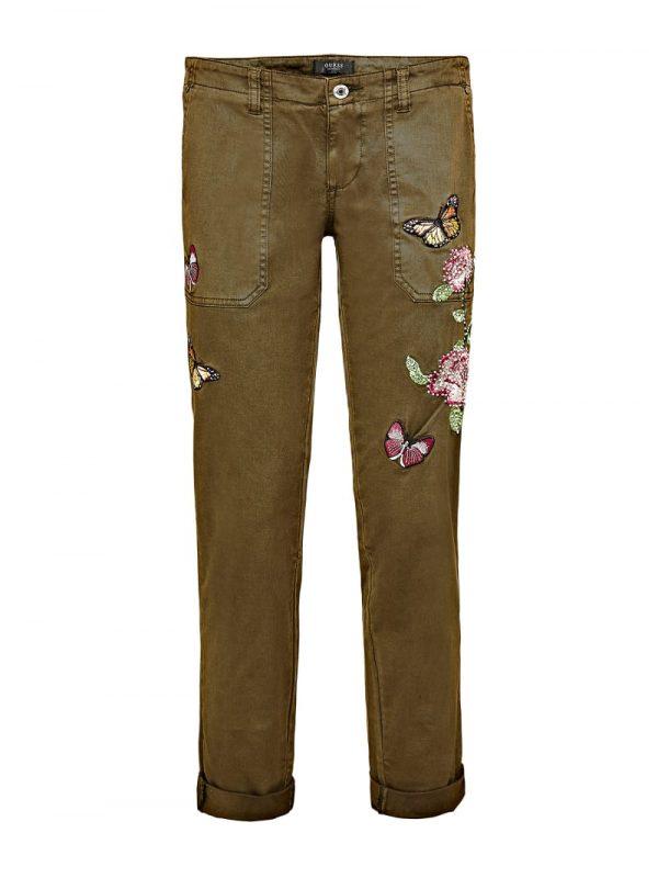 pantalon.guess .verde .W73B47W5DXG dolcevitaboutique.es