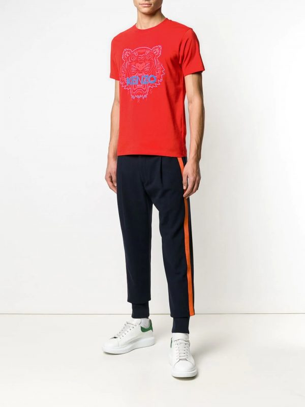 camiseta.hombre.kenzo ..red .....F955TS0354YE dolcevitaboutique.es