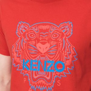 camiseta.hombre.kenzo .red ...F955TS0354YE dolcevitaboutique.es
