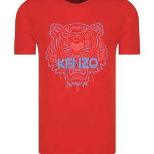 camiseta.hombre.kenzo .red ..F955TS0354YE dolcevitaboutique.es