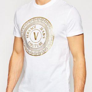 logo.dorado.camiseta.versace.hombre..B3GWA7TE30319 dolcevitaboutique.es