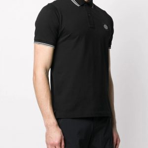 black.stone island.polo ..101522S18 v0058 dolcevitaboutique.es