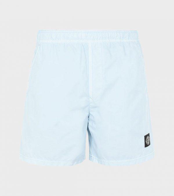 stone island logo swim shorts light blue. .7415b0946 dolcevitaboutique.es