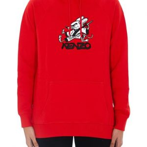 sudadera kenzo mujer capucha dolcevitaboutique.e