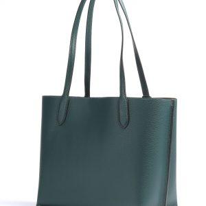 coach willow bolsa shopping verde oscuro c0690 v5for 31 dolcevitaboutique.
