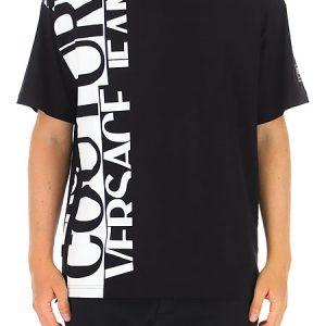 camiseta oversize versace 71GAHT18CJ00T dolcevitaboutique.