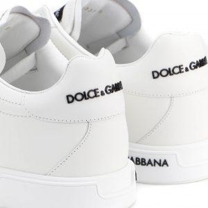 dolce and gabbana portofino sneakers white ....CS1774AA33580001 dolcevitaboutique.es