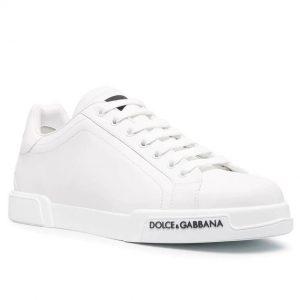 dolce and gabbana portofino sneakers white. .CS1774AA33580001 dolcevitaboutique.es